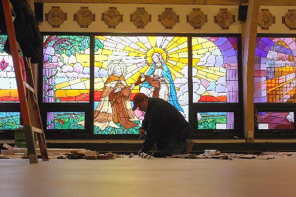 Carmelite monaster_RecordEagle photo 2