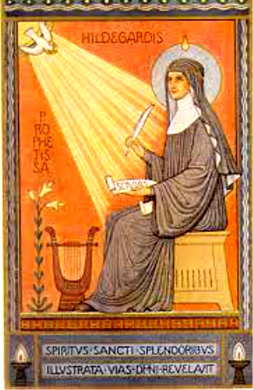 Doctor of the Church_St. Hildegard