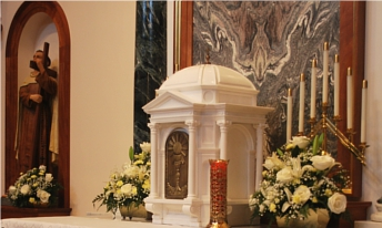 tabernacle carmelite monastery