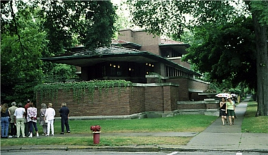 Robie House woodlawn avenue