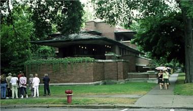 Robie House woodlawn avenue