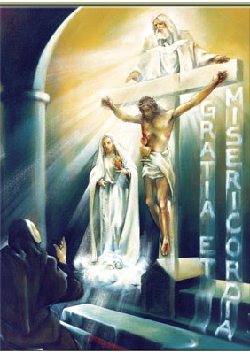 June 13, 1929 theophany_Fatima