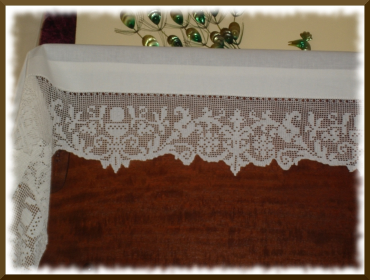 size 100 Cordonnet cotton thread; header added which is not shown in the graph.