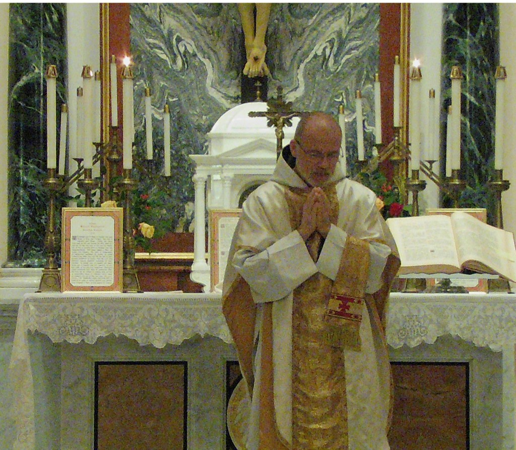 Carmelite of the Ancient Observance, Fr. John Mary
