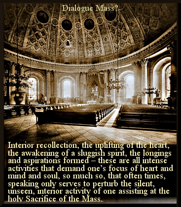Silence_Understanding the Theology of the TLM_Fb