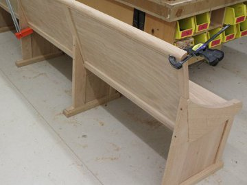 Two Pews – A Look Behind the Scenes – Part 2 of 2
