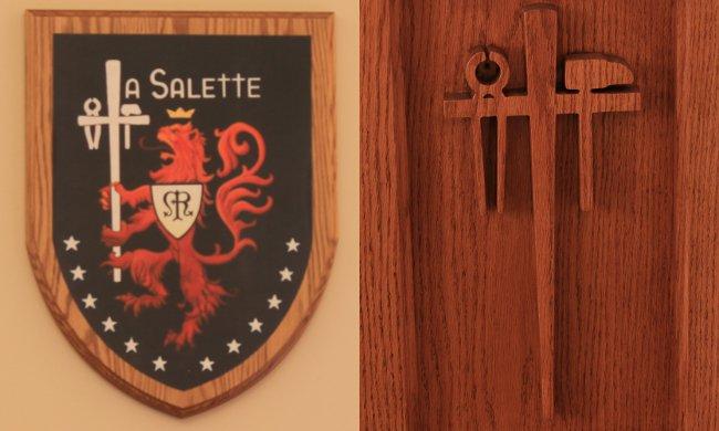 La Salette Crest and Symbol