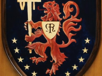 New Product Offering – Hand Painted Crests and Custom Frames